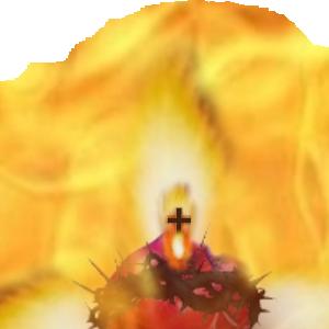 Cruz interna de la Cruz del Apostolado